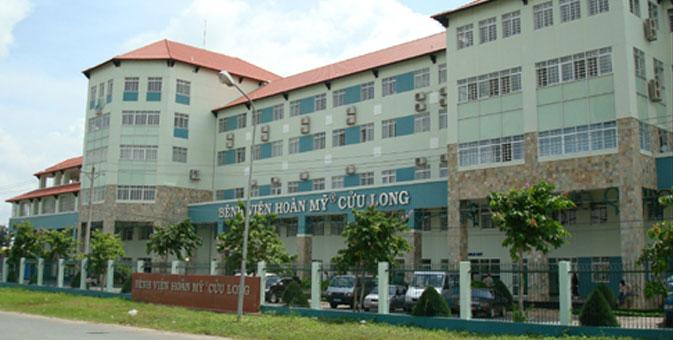Bệnh Viện Đa Khoa Hoàn Mỹ - Cửu Long